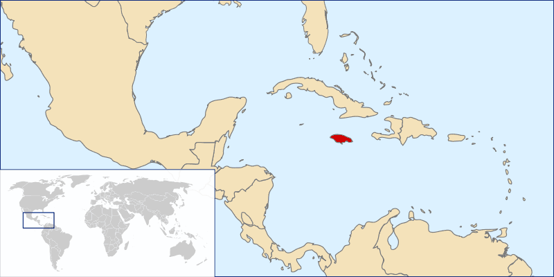Location Jamaica