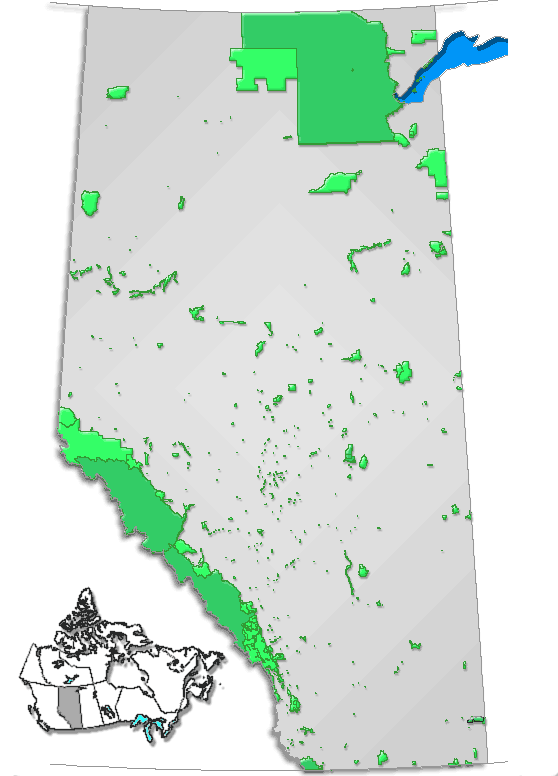 Ab National And Provincial Parks
