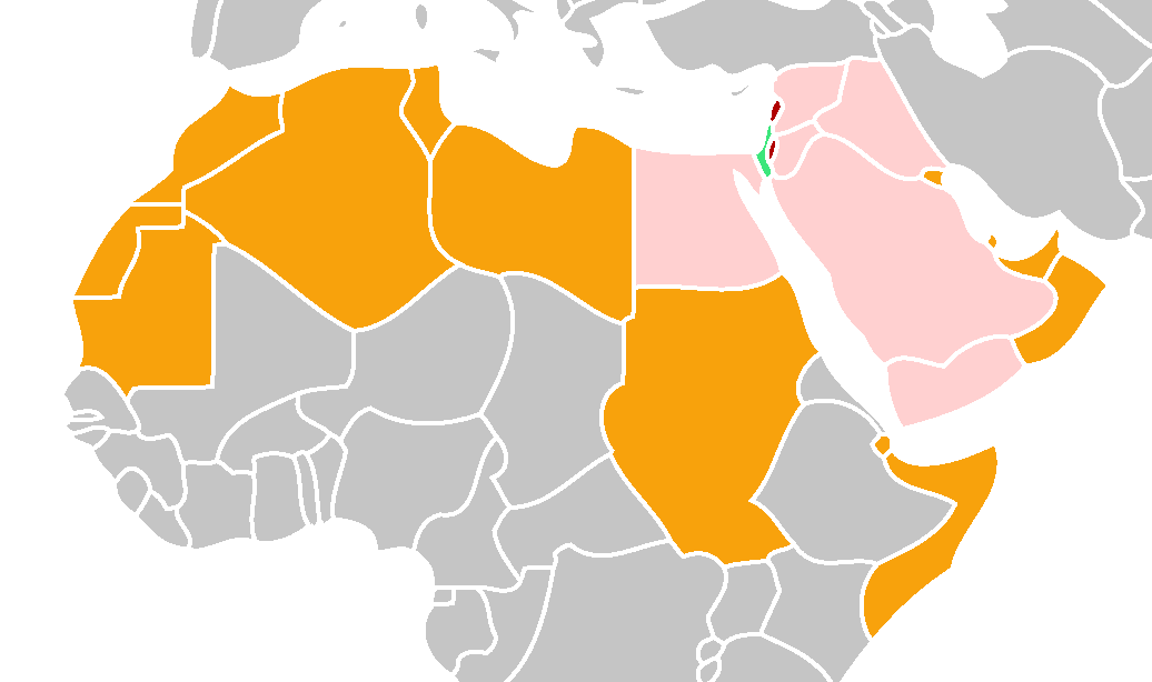 Africa Middle East Conflict