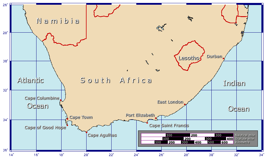 Capehopeoverview