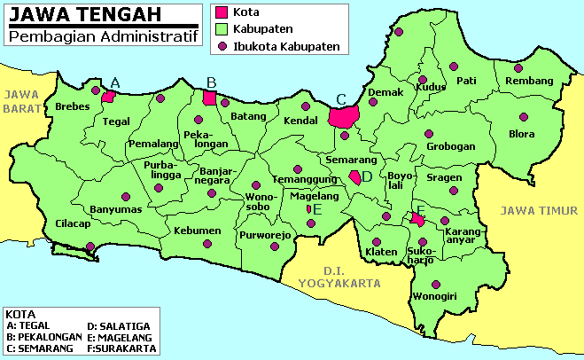 Central Java Province