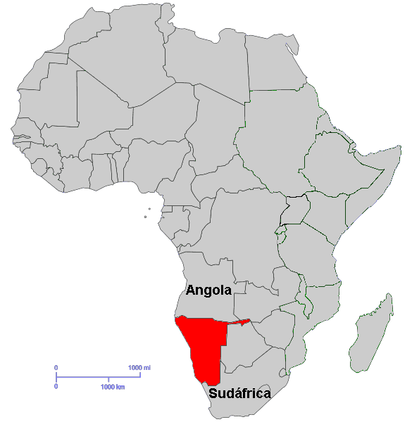 East Africa (namibia 2)