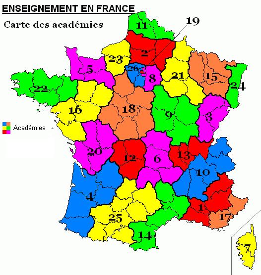 Enseignement En France 1