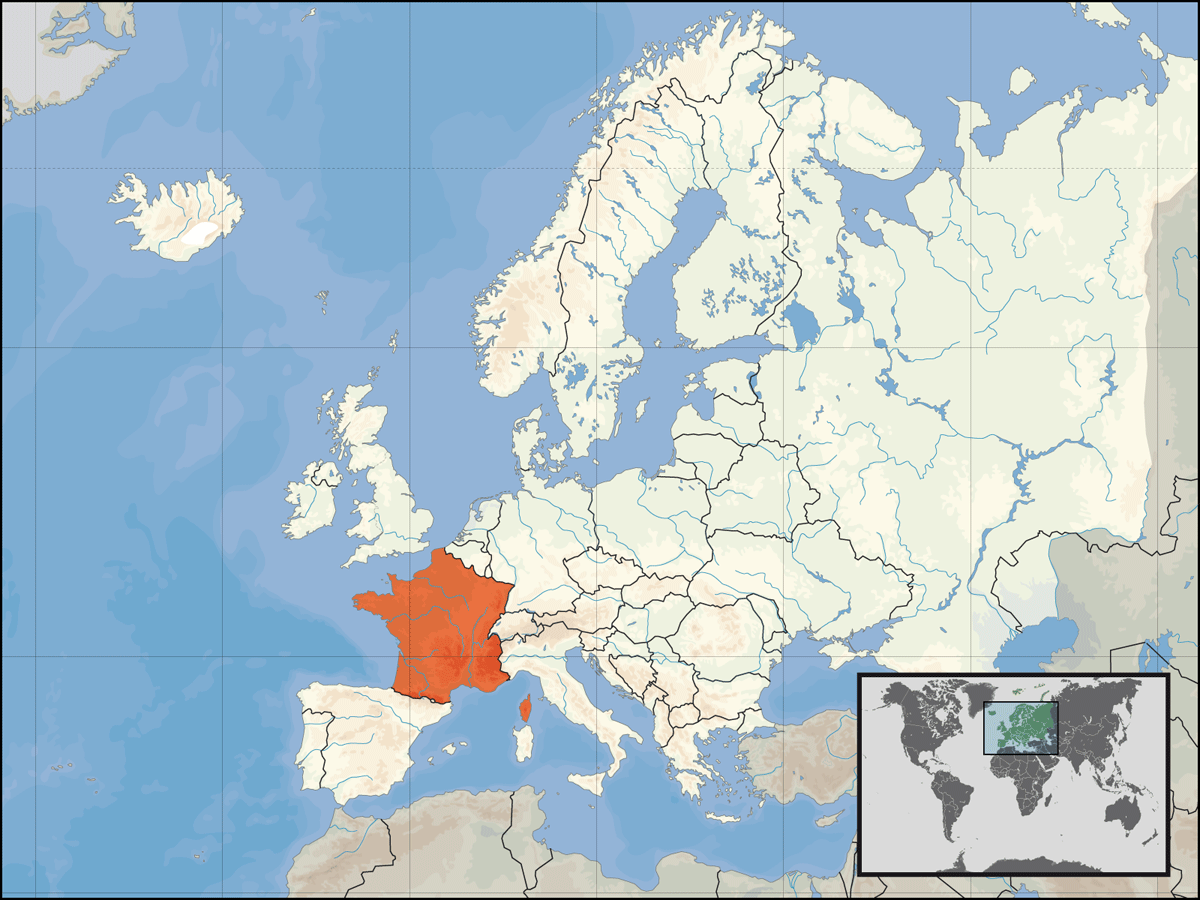 Europe Location Fra