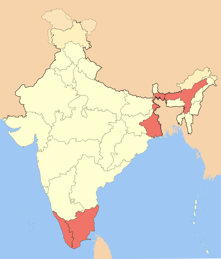 India State Elections 2006