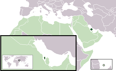 Location Bahrain Aw