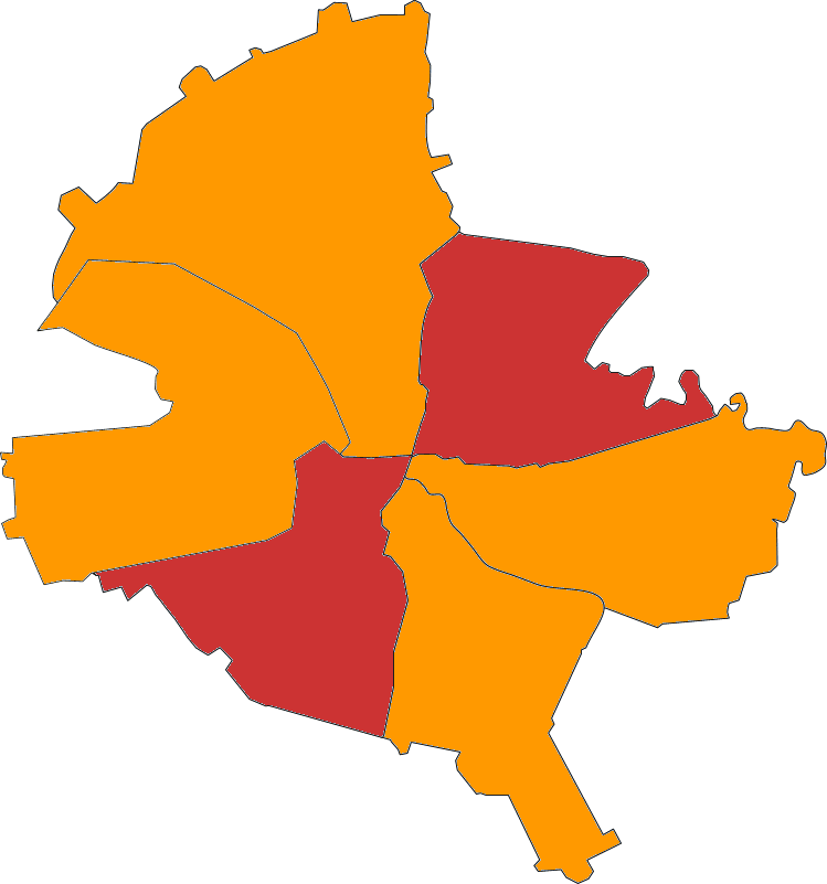 Sectors By Mayor Party