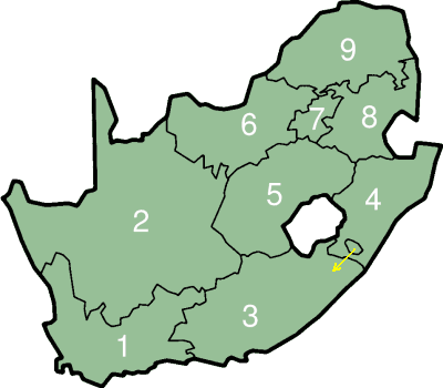 Southafricanumbered