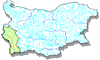 Struma River Watershed, Bulgaria