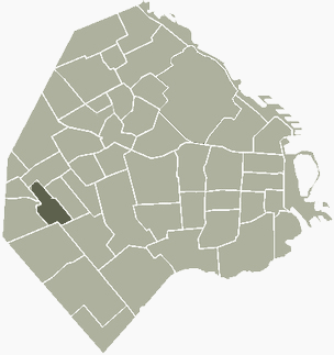 Vluro Buenos Aires Map