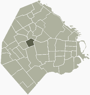 Vmitre Buenos Aires Map