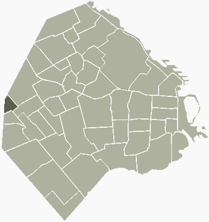 Vreal Buenos Aires Map