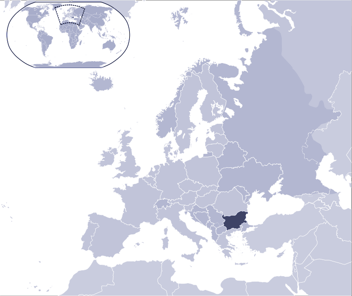 Where Is Bulgaria Located