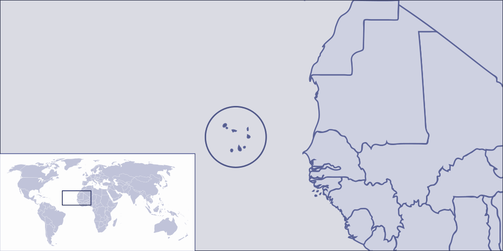 Where Is Cape Verde Located