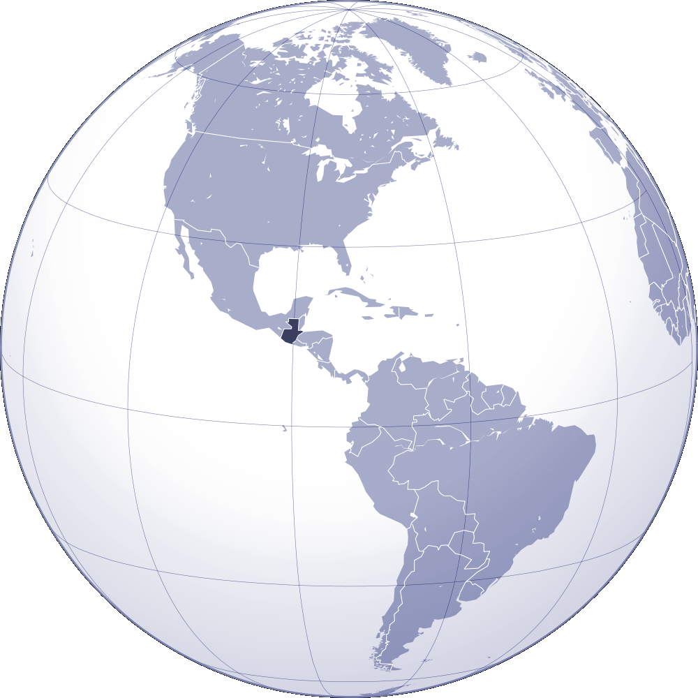 Where Is Guatemala Located