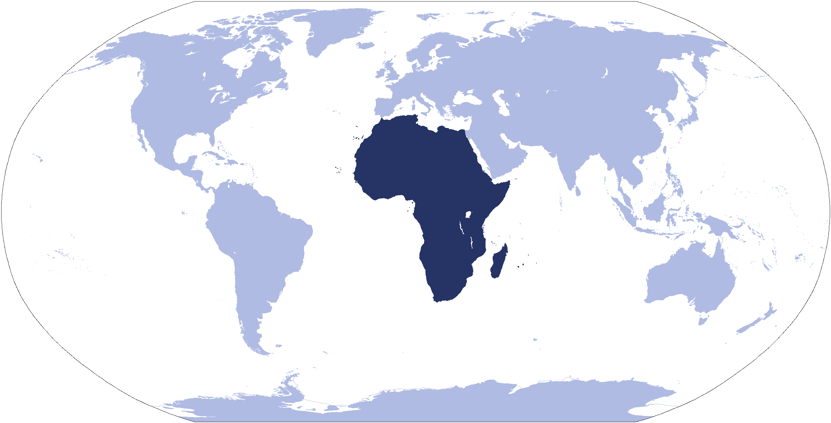 Where Is Africa Located