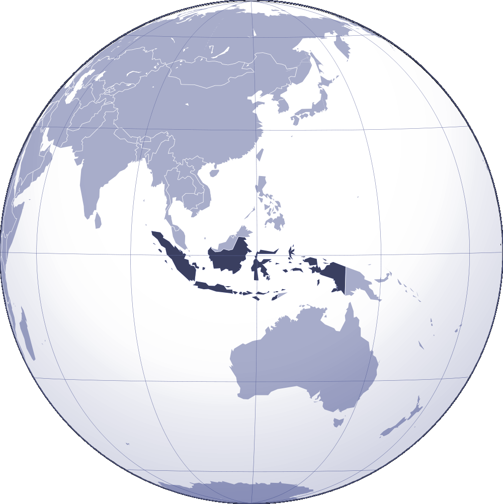 Where Is Indonesia Located