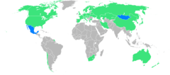 2006 Paralympic Games Countries