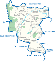 Londonderry City Map