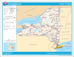 Map of New York Na 1