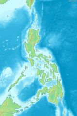 Map of the Philippines Demis