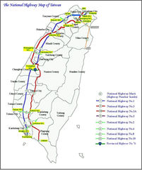 National Highway of Taiwan