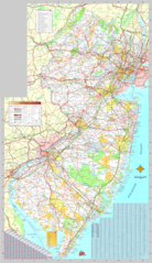 New Jersey Transport Map