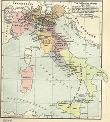 Unification of Italy 1815 1870