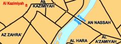 Al Aaimmah Bridge Area
