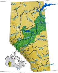 Athabasca Watershed