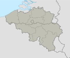 Belgium Location Map (infobox Belgische Deelgemeente)