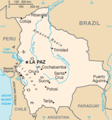 Bl Map