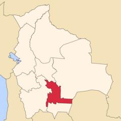 Bolivia Chuquisaca