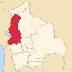 Bolivia La Paz