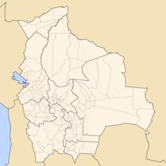 Bolivia Municipios