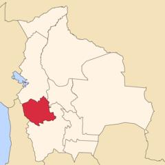 Bolivia Oruro