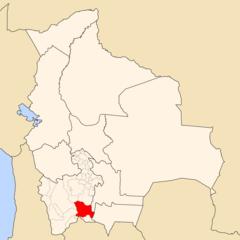 Bolivia Sur Chichas