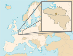 Brussels In Belgium And the European Union
