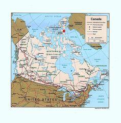Canada Pol99 Grise Fiord