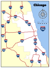 Chicago Map502 Isxy