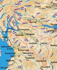 Clyde Tributaries