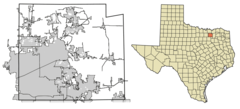 Collin County Texas Incorporated Areas