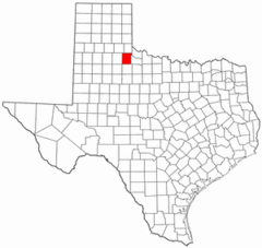 Cottle County Texas