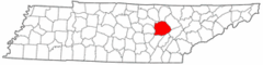 Cumberland County Tennessee