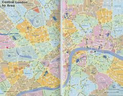 Detailed City Map of London