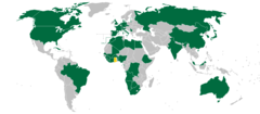 Diplomatic Missions of Ghana