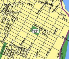East Village New York City Map 3