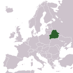 Europe Location By