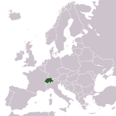 Europe Location Ch