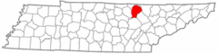 Fentress County Tennessee